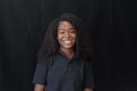 Azanae Barrow, Entertainment Editor 2016-17