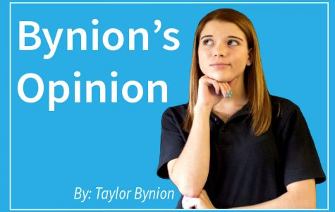 Bynion's Opinion: Take a stance on violence