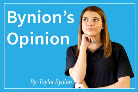Bynion's Opinion: Give me a break
