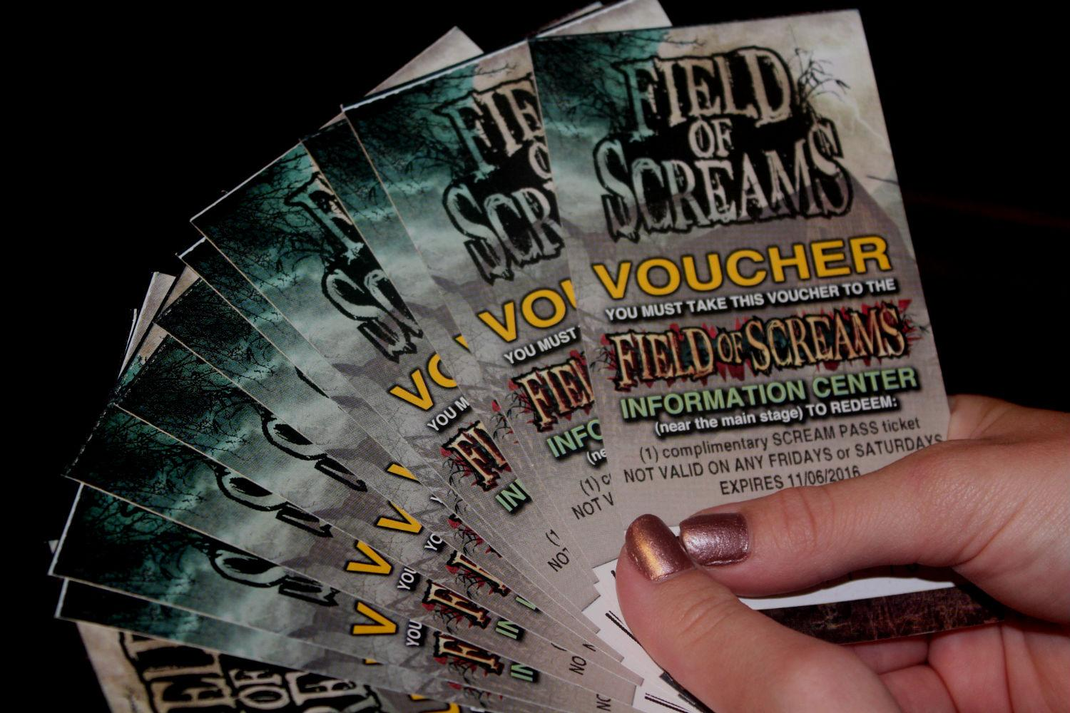 The Patriot is giving away 11 free tickets to the Field of Screams, a popular Halloween attraction located in Lancaster, PA. For more information on how you can win, read the story below.