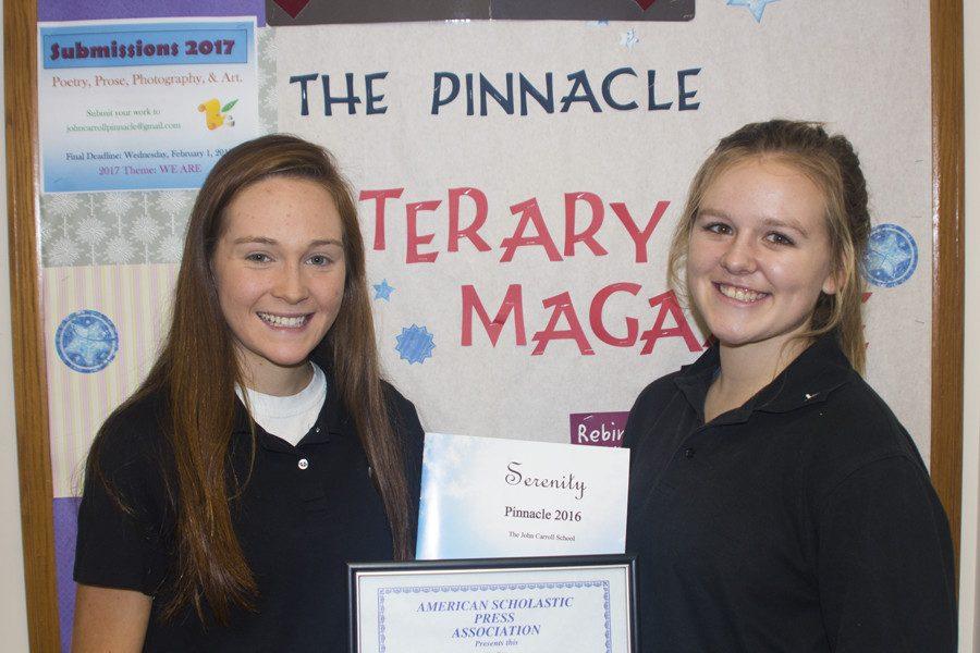 Pinnacle wins award for their 2016 edition