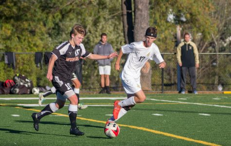 Senior soccer player looks to the next level