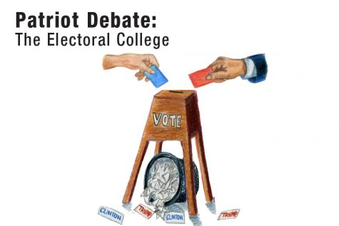 Patriot Debate: The Electoral College