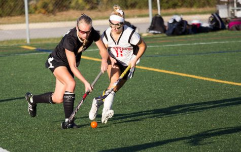 Varsity field hockey wins championship for third consecutive year