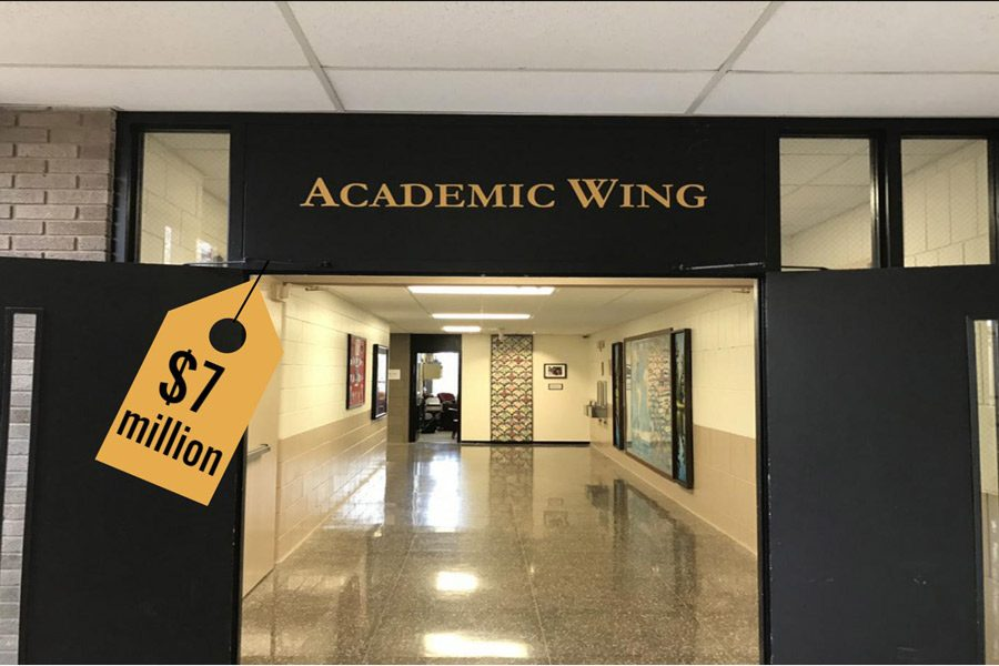 The second half of the Capital Campaign, which includes plans to renovate to the academic wing and its classrooms, has begun. The campaign hopes to raise $7 million to fund these projects.