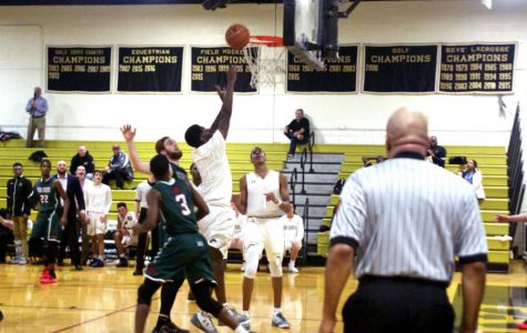Game of the Week: Men's basketball beats Glenelg