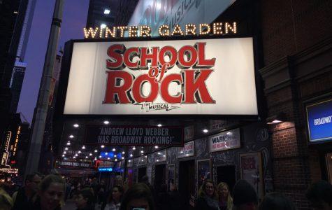 'School of Rock' rocks audience's socks off