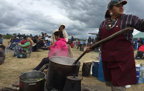 Standing Rock takes a stand