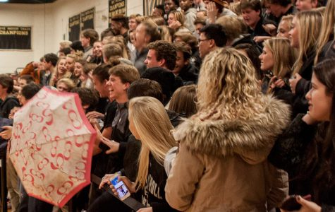 Patriot Perspective: Student section must reconsider actions