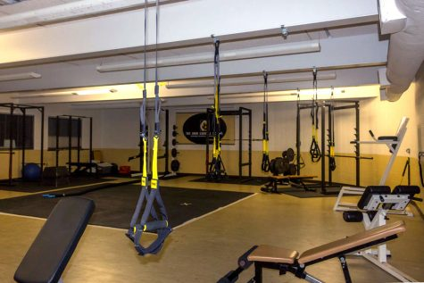 After Christmas Break, renovations were completed in the weight room. The room is now fit for more efficient workouts for both individuals and entire teams.
