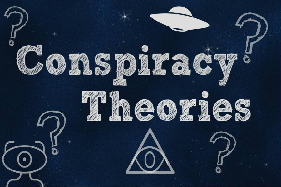 Conspiracy theories offer an alternative explanation for something that has happened in the past. While several people debate whether these theories are true, no one will ever be certain.