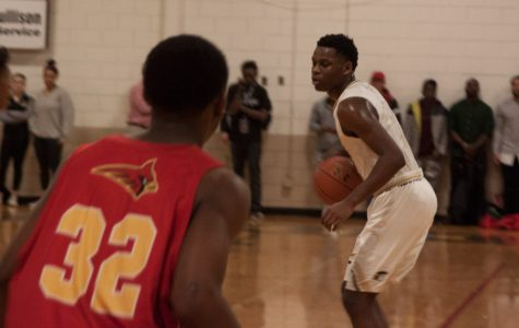 Game of the Week: Men's basketball dominates with a 33-point win over Calvert Hall