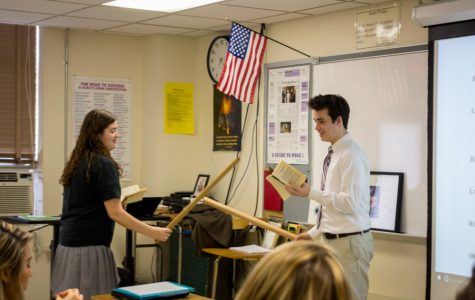 Week in Pictures: MLK Day assembly, QPR session, NHS meeting, Hamlet, and AP Psychology