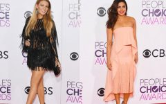 The People's Choice Awards was held on Jan. 18. The best dressed of the night include Blake Lively (left), who wore a dress designed by Elie Saab, and Priyanka Chopra (right), who wore a dress designed by Sally LaPointe.