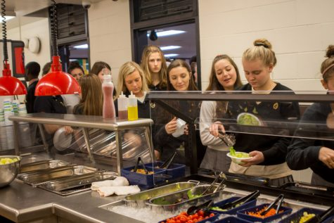 Food Committee makes changes to cafeteria