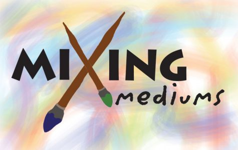 Mixing Mediums