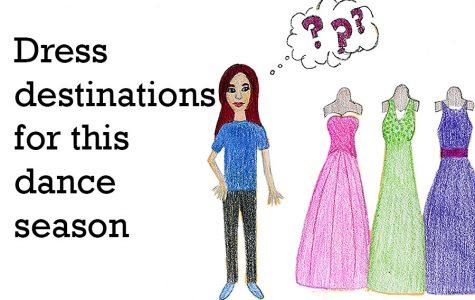Dress destinations for this dance season