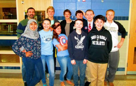 Academic Team strives for success