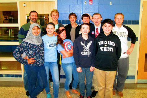 Academic Team strives for success