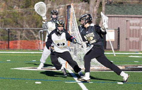 Lacrosse team trains for three-peat