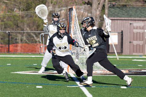 Lacrosse team trains for three-peat