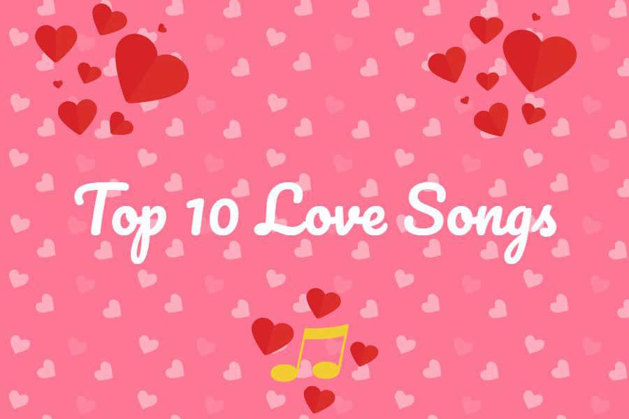 Are you looking for the perfect song to capture the romance in your life? Here are The Patriot's picks for the top ten love songs of all time.