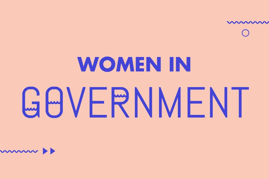 By the numbers: Women's role in government