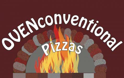 Ovenconventional pizzas