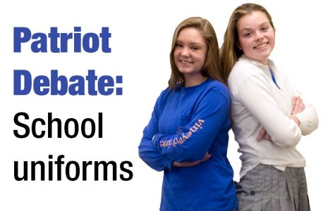 Patriot Debate: School uniforms