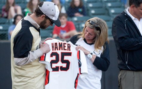 Memorial game at Ripken Stadium pays tribute to Josh Hamer