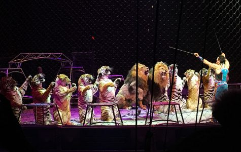 Ringling Bros. and Barnum & Bailey farewell performance is 'Out Of This World'