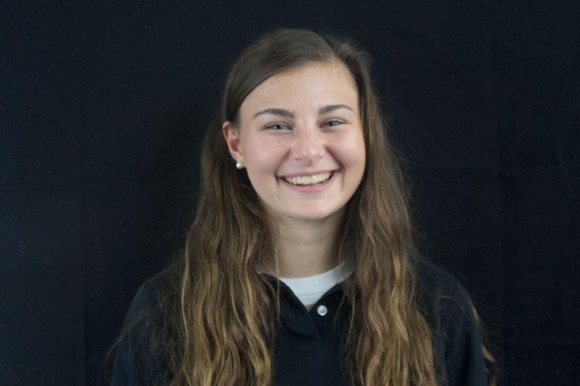 Caitlin Kerrigan, Media Editor 2017-18