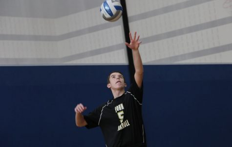 The Commissioner's Cup: Men's Volleyball