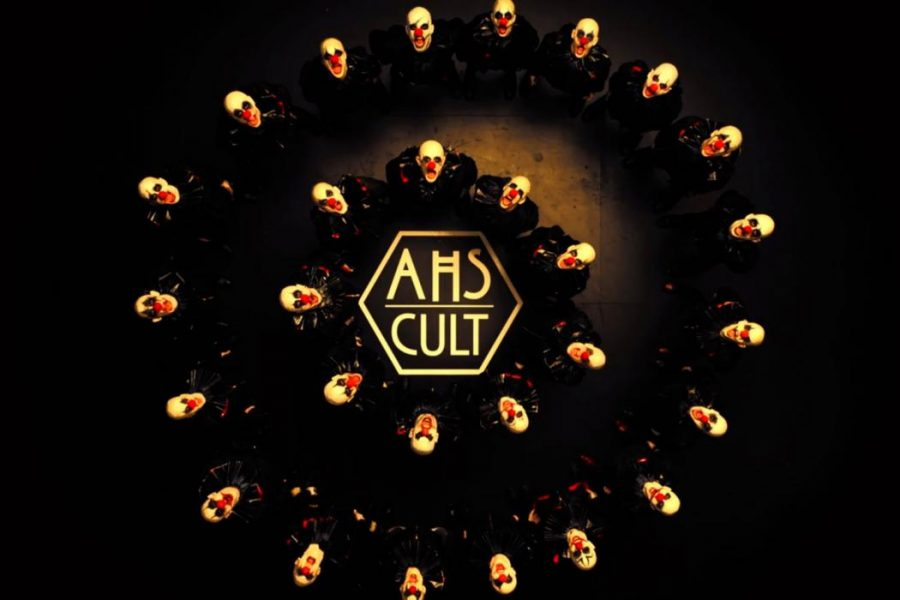 This unsettling cover is for the premiere of the seventh season of American Horror Story: Cult. The first episode aired on Sept. 5 on FX and left millions of viewers excited for the rest of the season. Tune in every Tuesday for a new scare.