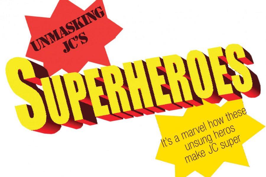 Unmasking JC's superheroes