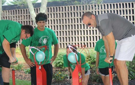 Senior Unity Day sparks enthusiasm in students