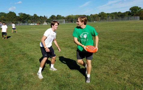 Club sports provide a chance for students to stay active