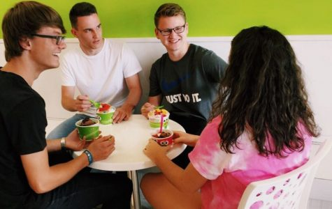 Exchange programs immerse students in different cultures