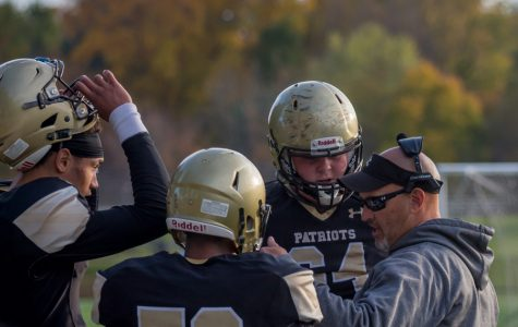 Ken Brinkman named new varsity football head coach