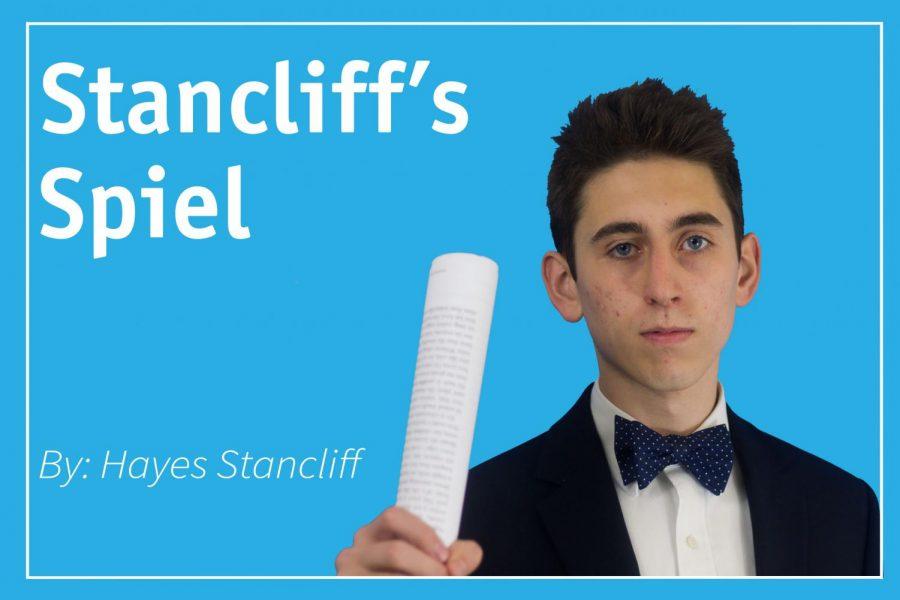 Stancliff's Spiel: Public discourse promotes progress