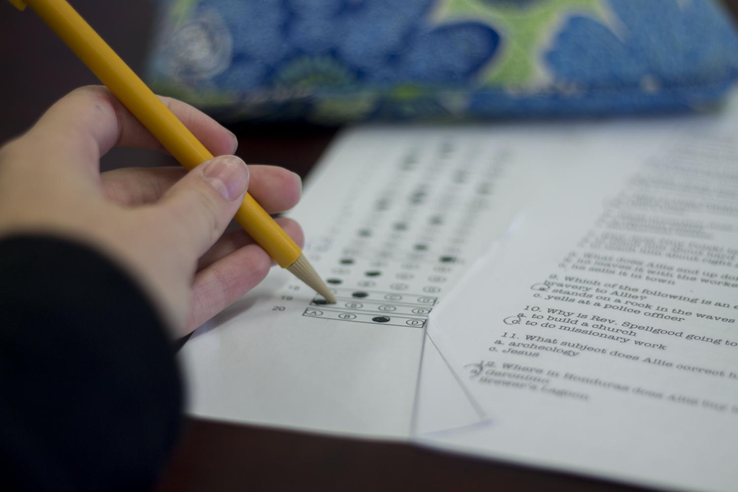 Reading checks are given to test students' abilities in recalling information from an assigned text. This method, however, is not the best way and alternatives such as class discussions or debates should be considered.