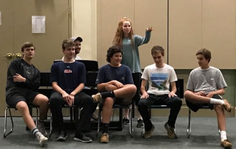 Physics experiments, freshmen elections, junior retreat, and FLEX speaker