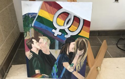 Administration removes LGBTQ art from Open House