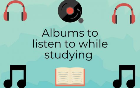 Albums To Listen To While Studying