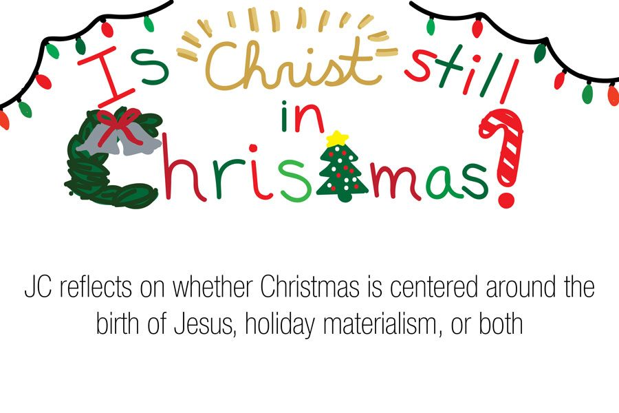 Is Christ still in Christmas?