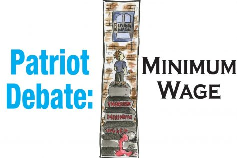 Patriot Debate: Minimum Wage