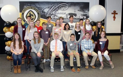 Scholars accepted into inaugural program
