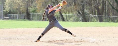 Waugh tailor-made to play softball