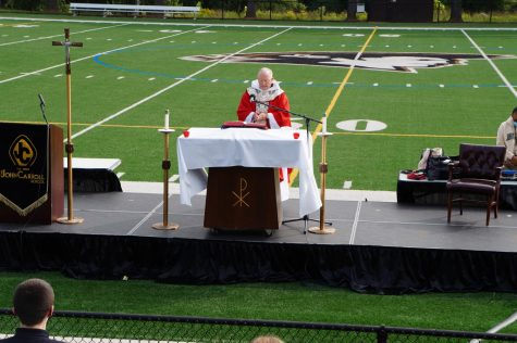 Opening Mass: Tuesday, September 15, 2020
