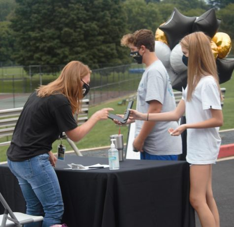 Patriot socials bring new students onto the John Carroll campus